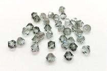 Light Azore Satin 5301 Swarovski Crystal Bicone Bead