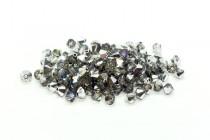 Crystal Meridian Blue Swarovski Crystal Bicone Beads 5301/5328