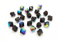 Mocca AB 5301/5328 Swarovski Elements Crystal Bicone Bead