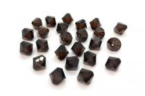 Mocca 5301 Swarovski Crystal Bicone Bead