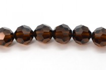 Mocca 5000 Swarovski Crystal Round Bead