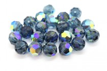 Montana AB  5000 Swarovski Elements Crystal Round Bead