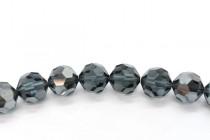 Montana Satin 5000 Swarovski Elements Crystal Round Bead