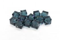 Montana 5601 Swarovski Elements Crystal Cube Bead