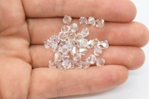 Crystal Moonlight 5301/5328 Swarovski Crystal Bicone Bead