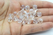 Crystal Moonlight Swarovski Crystal Round Beads 5000 - Factory Pack