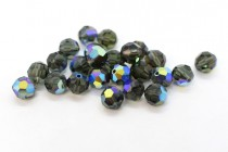 Morion AB 5000 Swarovski Elements Crystal Round Bead