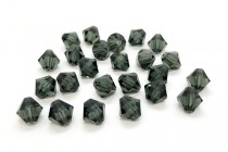 Morion  5301 Swarovski Elements Crystal Bicone Bead
