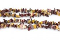 Mookaite (Natural) Irregular Chip Gemstone Beads