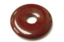 Mookaite ( Natural ) A grade Gemstone Donut Pendant