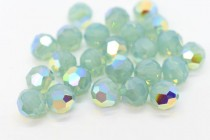 Pacific Opal AB  5000 Swarovski Elements Crystal Round Bead