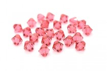 Padparadscha  5301 Swarovski Crystal Bicone Bead