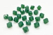 Palace Green Opal 5301 Swarovski Crystal Bicone Bead