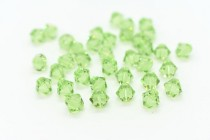 Peridot 5328 Swarovski Elements Crystal Bicone Bead