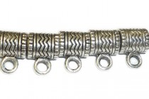 Pewter Pendant Bail - 8mm x 12mm