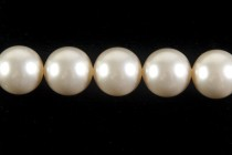 Crystal Creamrose Light - Swarovski Round Pearls 5810/5811