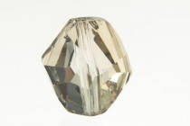 Crystal Golden Shadow, Bead, Swarovski crystals,faceted cosmic (5523).