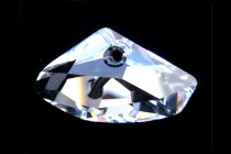 Crystal 6657 Swarovski Elements Crystal Galactic Horizontal Pendant