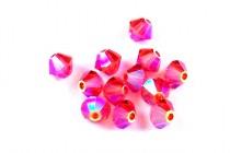 Padparadscha AB2x  5301/5328 Swarovski Elements Crystal Bicone Bead