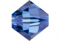 Sapphire 5301/5328 Swarovski Crystal Bicone Beads - Factory Pack Quantity