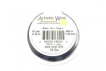 Black Artistic Wire
