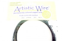Artistic Wire® Black 16 Gauge 25 Feet