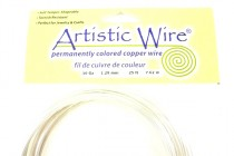 Artistic Wire® Tarnish Resistant Silver 16 Gauge 25 Feet