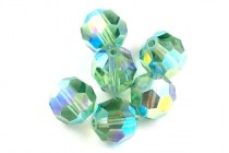 Erinite AB 2X 5000 Swarovski Elements Crystal Round Bead