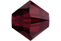 Garnet 5328 Swarovski Elements Crystal Bicone Bead