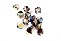 Crystal Tabac 5301/5328 Swarovski Elements Crystal Bicone Bead