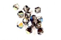Crystal Tabac Swarovski Crystal Bicone Beads 5301/5328