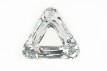 Crystal CAL V Sl 4737 Swarovski Elements Crystal Cosmic Triangle