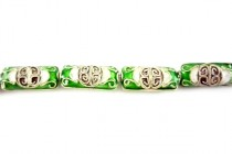 Enamel Green Curls - Tube