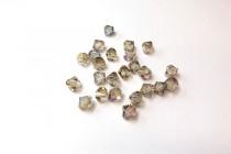 Crystal Purple Haze 5301/5328 Swarovski ® Crystal with third-party coating,Bicone Bead