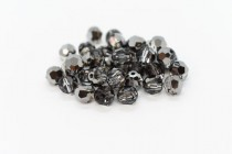 Crystal Silver Night 5000 Swarovski Elements Crystal Round Bead