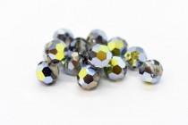 Crystal Sahara Swarovski Crystal Round Beads 5000