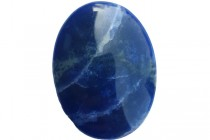 Sodalite, Natural, calibrated, A Grade Oval Cabochon