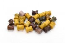 Mookaite (Natural) Spool Gemstone Beads