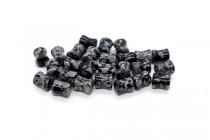 Snowflake Obsidian (Natural) Spool Gemstone Beads
