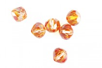 Crystal Chili Pepper 5309/1 Swarovski ®: Crystal with third-party coating,Modified Bicone Bead