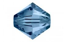 Montana 5301/5328 Swarovski Crystal Bicone Beads - Factory Pack Quantity
