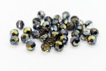 Crystal Tabac Swarovski Crystal Round Beads 5000