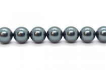 Crystal Tahitian Look - Swarovski Round Pearls 5810
