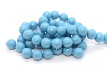 Crystal Turquoise - Swarovski Round Pearls 5810 - Factory Pack Quantity