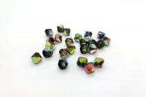 Crystal Vitrail Medium Swarovski Crystal Bicone Beads 5301/5328