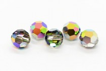 Crystal Vitrail Medium 5000 Swarovski Elements Crystal Round Bead