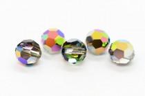 Crystal Vitrail Medium Swarovski Crystal Round Beads 5000