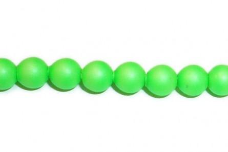 Crystal Neon Green 5810 Swarovski Elements Crystal Pearl Round