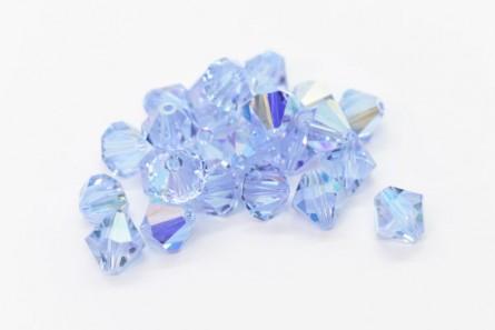 Alexandrite AB 5301/5328 Swarovski Crystal Bicone Bead