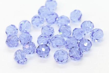 Alexandrite 5000 Swarovski Elements Crystal Round Bead